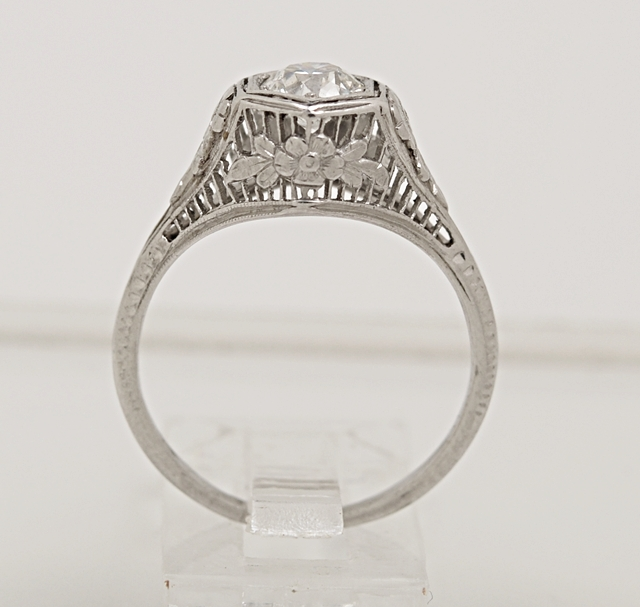 Edwardian Engagement Rings Vintage Jewelry Estate Jewelry Antique Jewelry