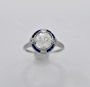 cheap-used-sapphire-engagement