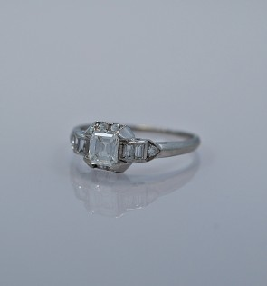 art-deco-45ct-diamond-engagement-ring