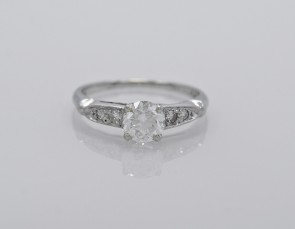 Ring-Platinum-Diamond-Art-Deco