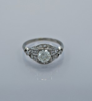 85-ct-diamond-platinum-art-deco-engagement-ring
