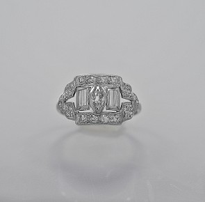 art-deco-diamond-platinum-50ct-engagement-ring