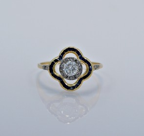 25ct-art-deco-diamond-sapphire-fashion-head