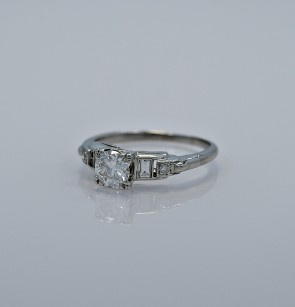 55-ct-diamond-platinum-art-deco-engagement-ring-angle