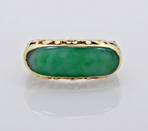 Ring-Jade-18K-Yellow-Gold