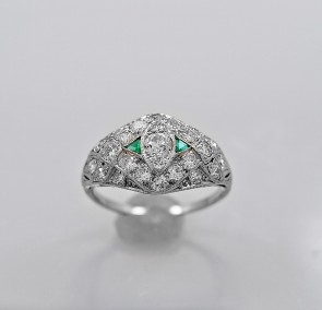 cheap-used-antique-emerald