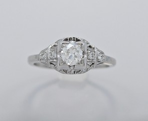 Diamond-Art-Deco-Ring-Platinum