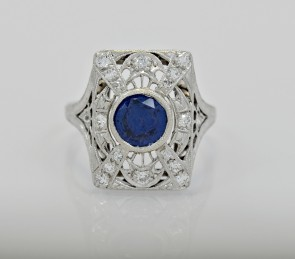 platinum-diamond-sapphire-fashion-ring