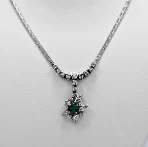 cheap-used-emerald-pendant