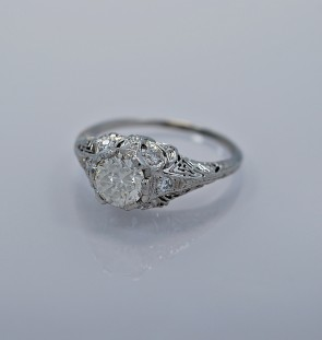 art-deco-094ct-diamond-engagement-ring