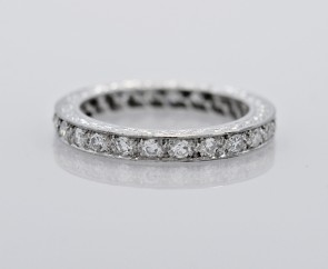 Art-Deco-18K-White-Gold-Diamond-Band
