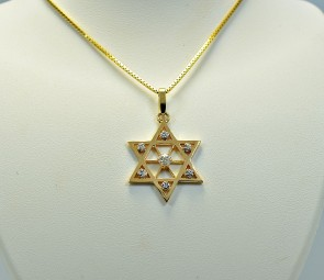 diamond-14kgold-engagement-estate-star-of-david