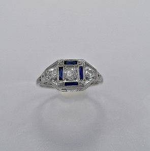 art-deco-diamond-sapphire-12-18k-engagement-ring