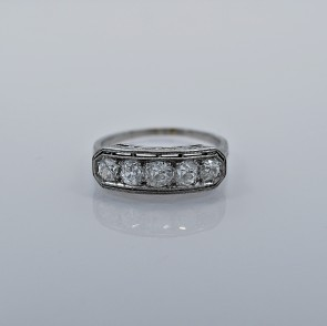 100-ct-diamond-platinum-art-deco-engagement-wedding-ring-head