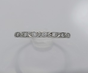 Diamond-Platinum-Art-Deco-Band