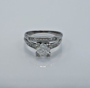 diamond-platinum-engagement-art-deco-ring-set