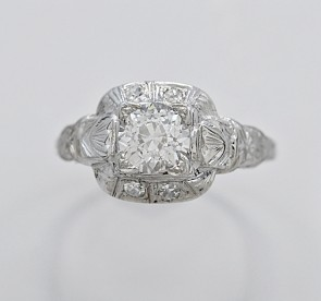 Platinum-Diamond-Engagement-Ring-J33237