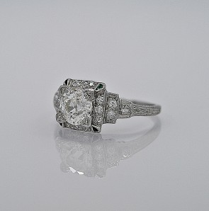 art-deco-diamond-105-platinum-engagement-ring