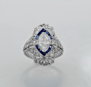 cheap-used-antique-sapphire