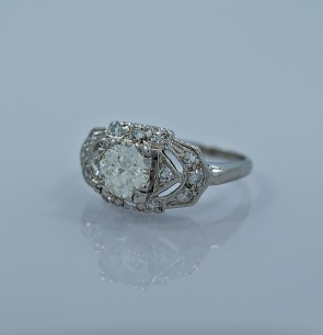 art-deco-1-00ct-diamond-engagement-ring