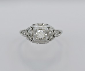 18K-White-Gold-Ring-Art-Deco-Diamond