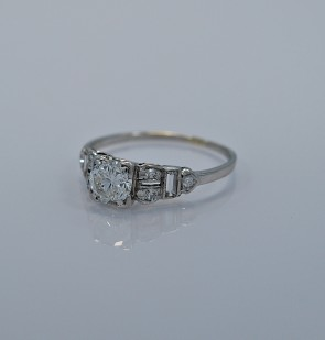 70-ct-diamond-platinum-art-deco-engagement-ring