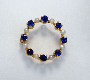 Pin-Sapphire-Diamond-Pearl-14K-Yellow-Gold