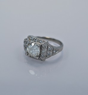 art-deco-123ct-diamond-engagement-ring