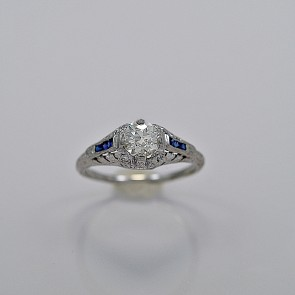 art-deco-diamond-60-platinum-sapphire-engagement-ring-gia