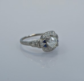 art-deco-85ct-white-platinum-diamond-engagement-ring