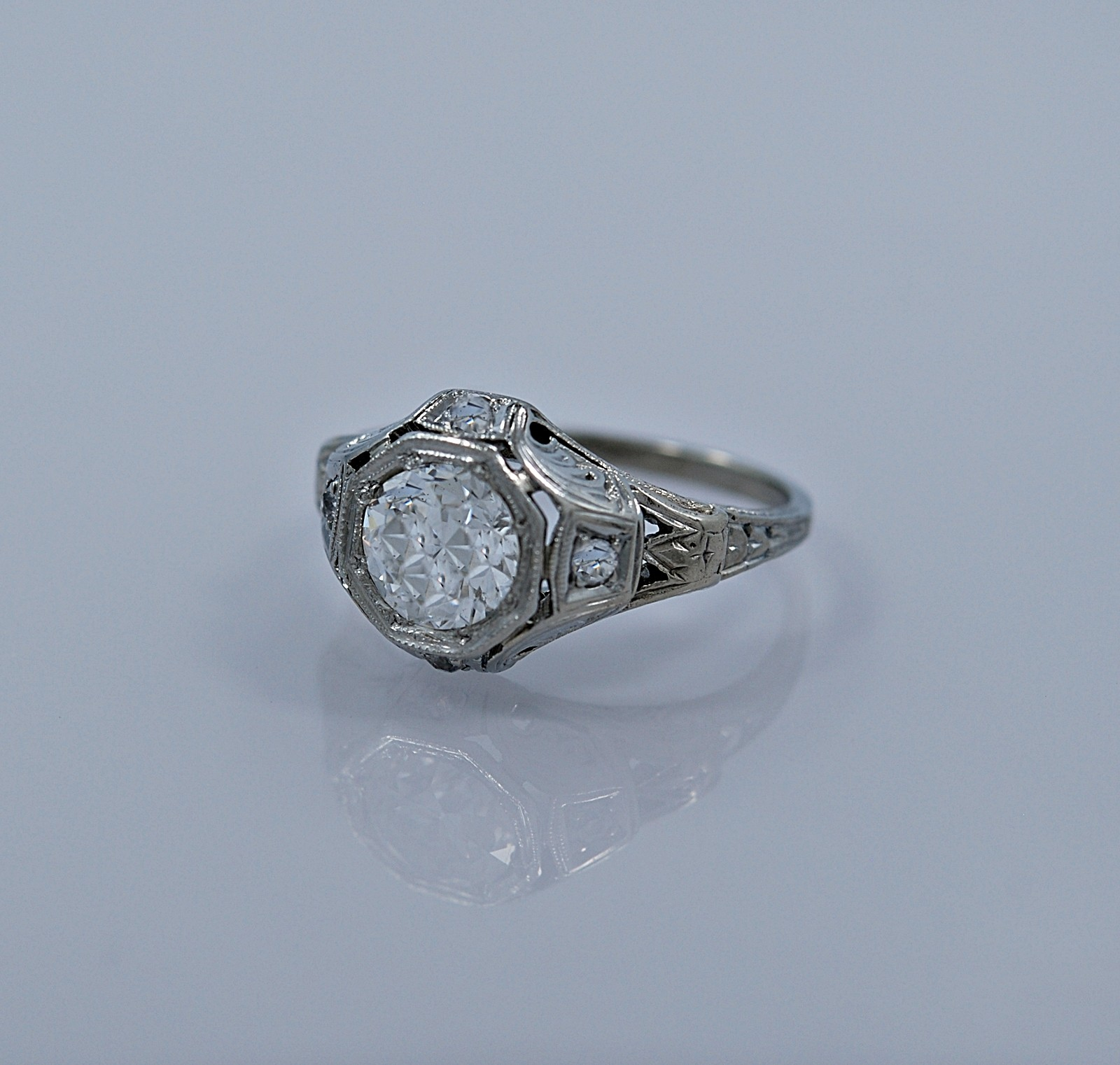 115-ct-diamond-18k-white-gold-art-deco-engagement-ring