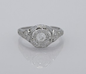 18K-White-Gold-Diamond-Art-Deco-Ring-Engagement