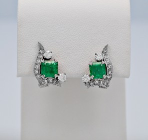 estate-emerald-earrings-cheap