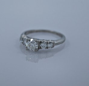 art-deco-50ct-diamond-engagement-ring