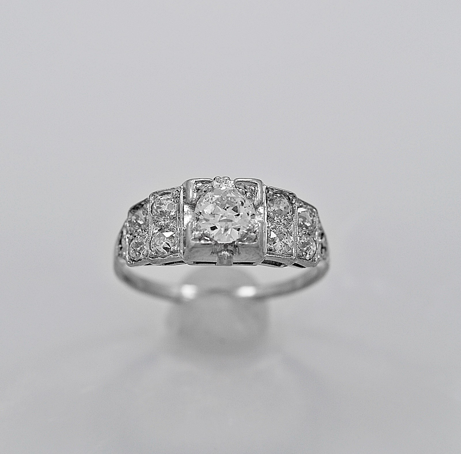 antique-cheap-engagement-ring