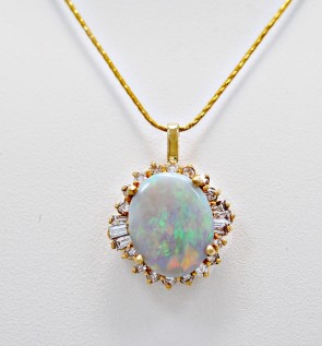cheap-used-opal-necklace