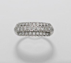 Wedding-Band-Platinum-Diamond-Art-Deco