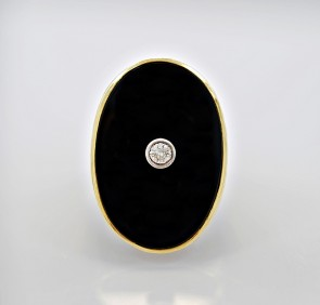 vintage-black-onyx-gold-fashion-ring
