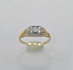 anitque-engagement-cheap-used