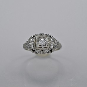 art-deco-diamond-12-18k-white-gold-engagement-ring