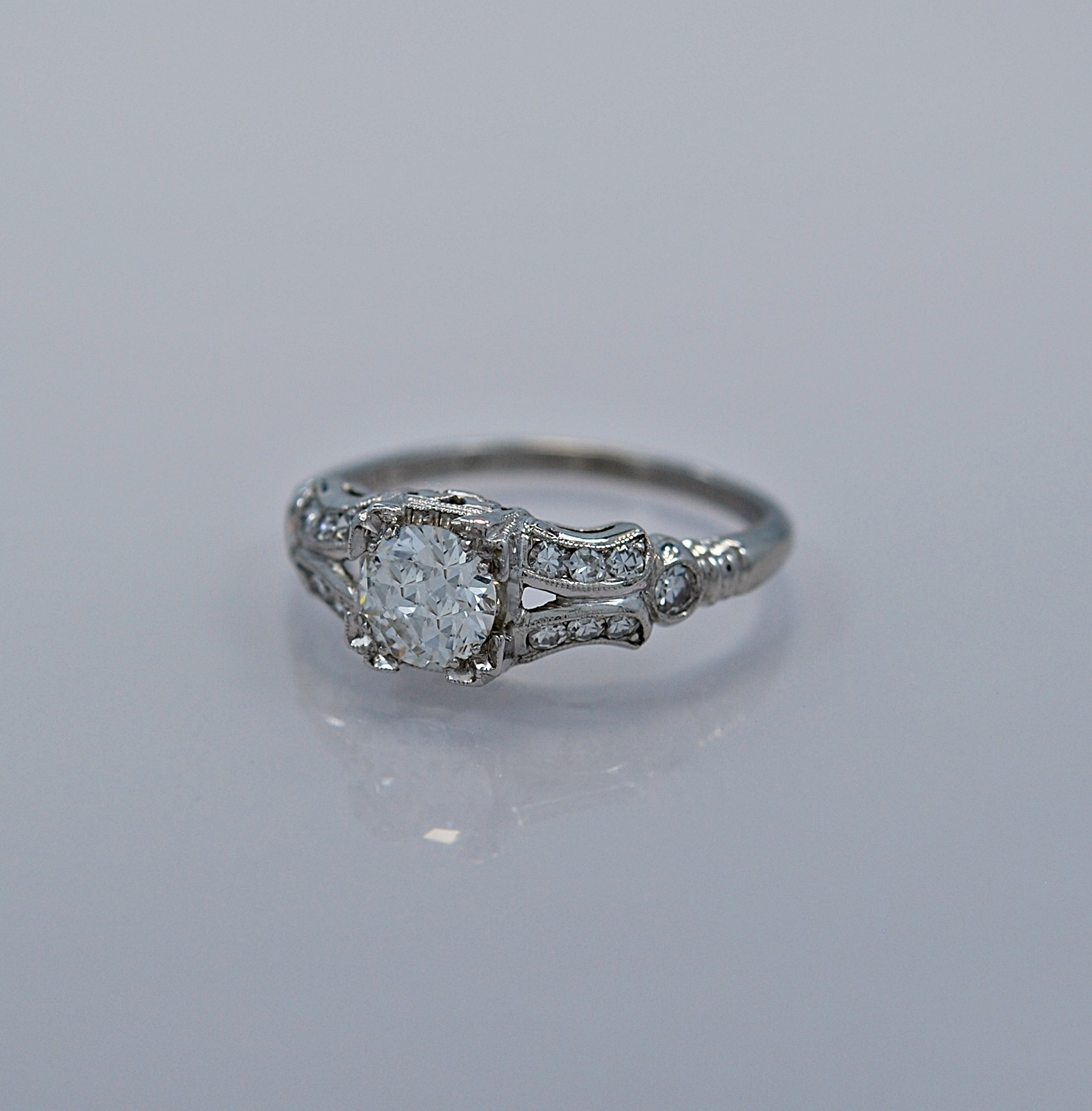 55-ct-diamond-platinum-art-deco-engagement-ring